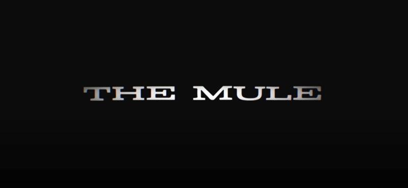 The Mule 邦題:運び屋 (2018)